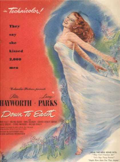 Down To Earth (1947)