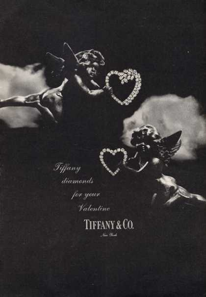 Tiffany & Co Diamond Angel Valentine (1963)
