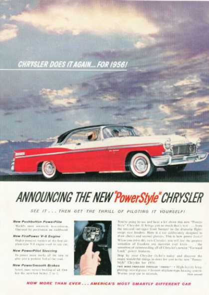 Chrysler New Yorker (1956)