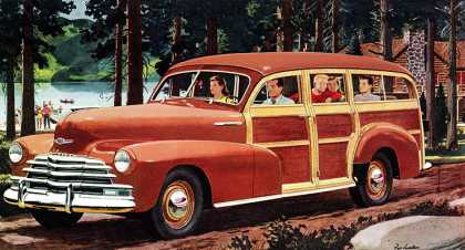 Chevrolet Fred Ludekens (1947)