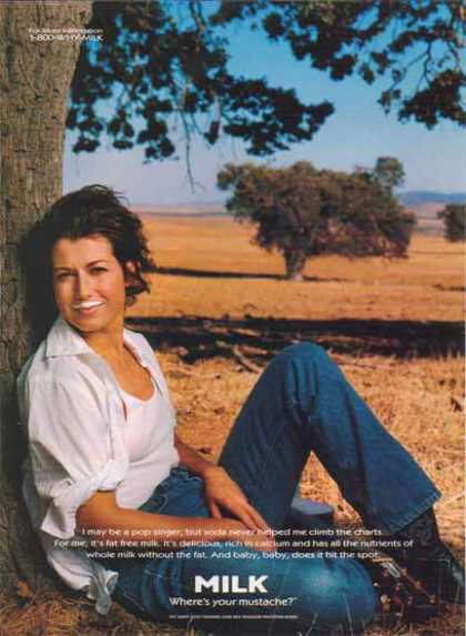 Amy Grant &#8211; Got Milk? (1997)