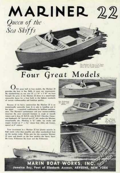 Mariner 22 Sea Skiff Photos Arverne Ny (1948)
