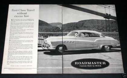 "Buick, Roadmaster ""Custom Built"" (1951)"