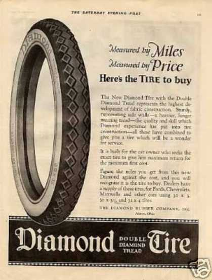 Diamond Tire (1922)