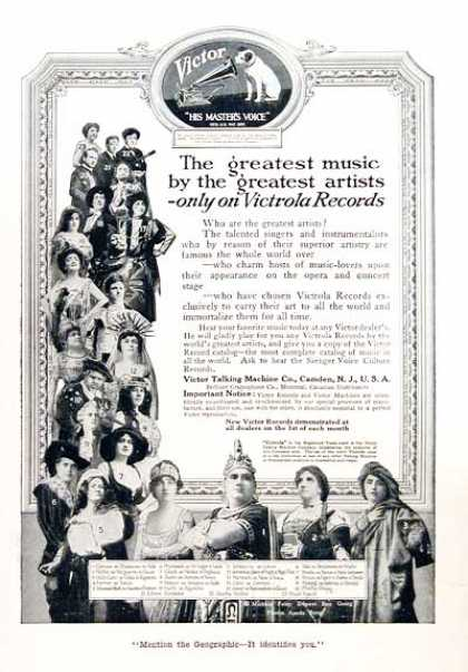 RCA Victor Talking Machine (1918)