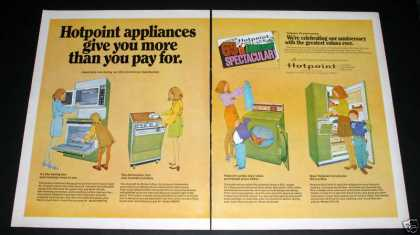 Hotpoint Appliances (1970)