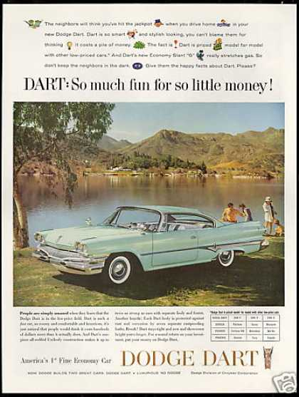Dodge Dart Car Photo So Much So Little Vintage (1960)