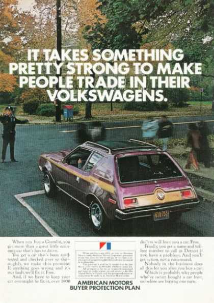 American Motors Purple Gremlin (1972)