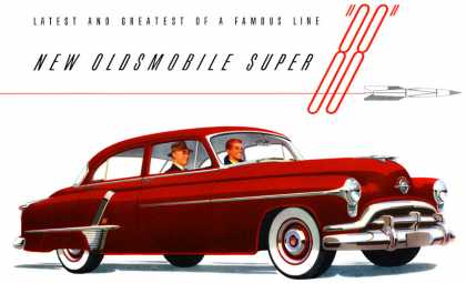 Oldsmobile Super 88 (1952)