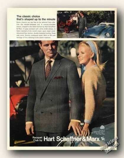 Hart Schaffner &amp; Marx Racquet Club Fashion (1967)