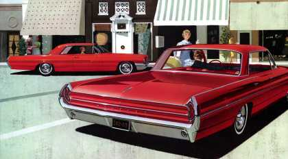 Pontiac Catalina Vista and Sports Coupe (1962)