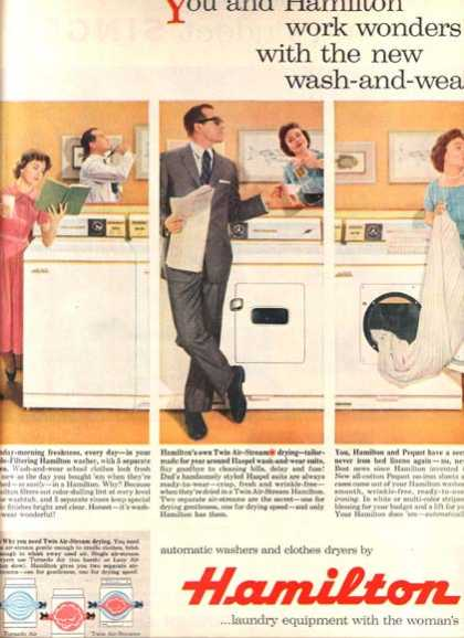 household design of the 1950s