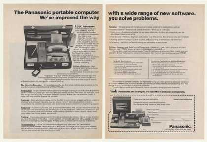 Panasonic The Link Portable Computer (1982)