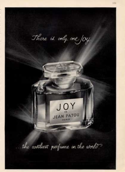 Joy De Jean Patou Bottle (1964)