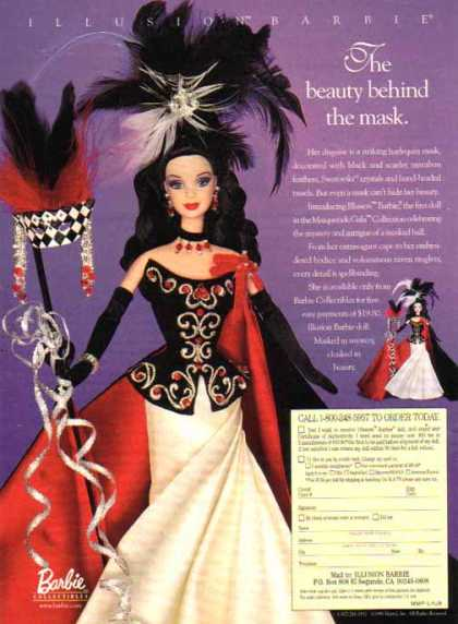 Barbie Doll – Illusion – Beauty Behind the Mask (1998)