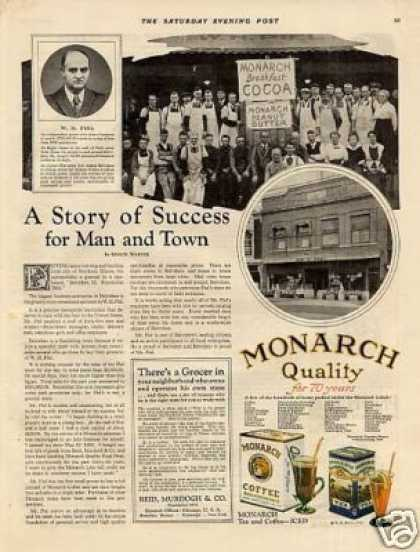 Monarch Coffee & Tea (1926)