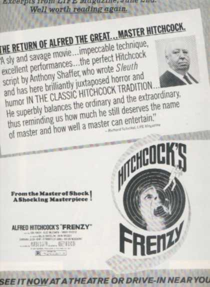 Frenzy (Alfred Hitchcock) (1972)