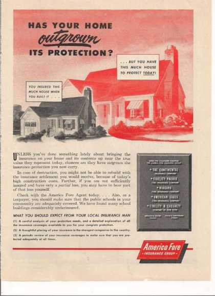 America Fore Insurance Group (1948)