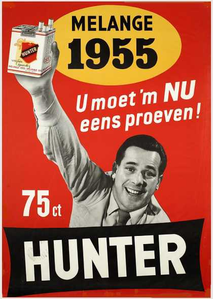 Hunter – Holanda (1955)