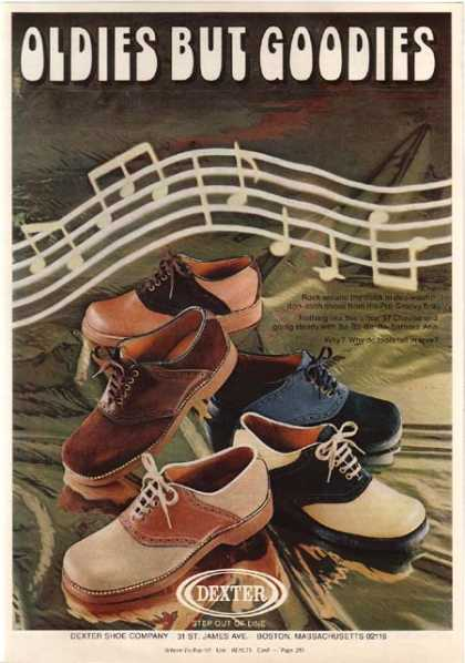 Dexter's Saddle Shoe (1972)