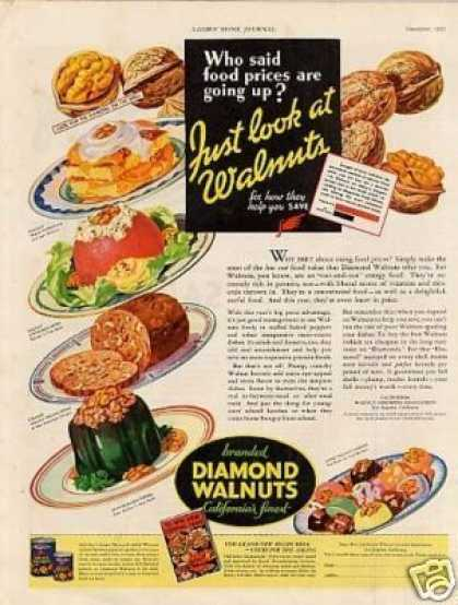 Diamond Walnuts (1935)