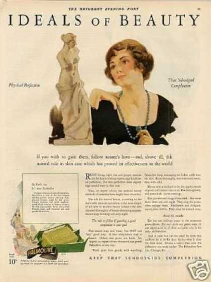 Palmolive Soap Color (1927)