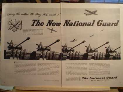 The New National Guard 2 pg (1947)