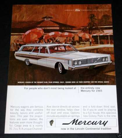 Mercury, Colony Park Wagon (1964)