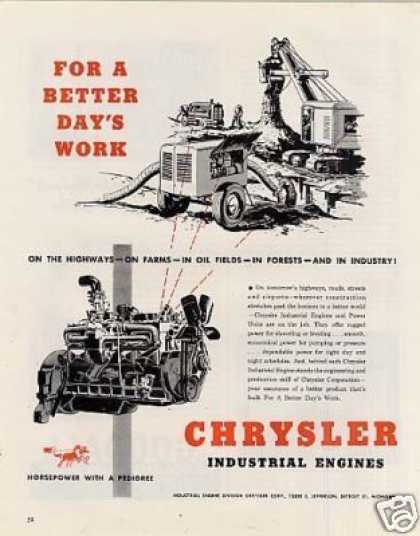 Chrysler Industrial Engines (1948)