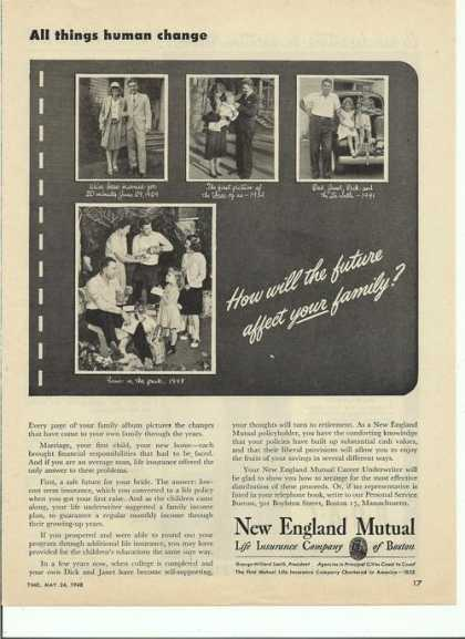 New England Mutual Insurance (1948)