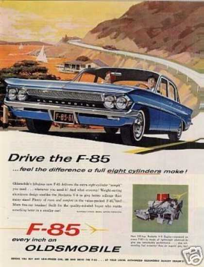 Oldsmobile F-85 Car (1961)