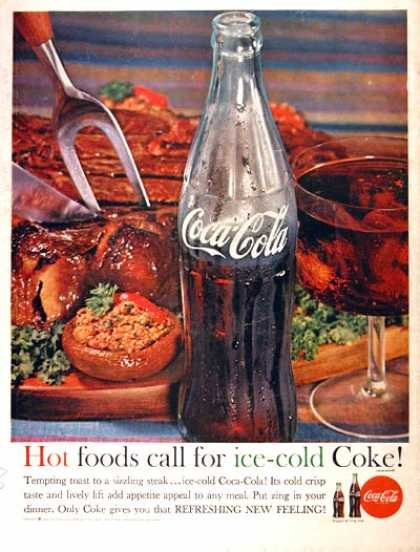 Vintage Coke/ Coca-Cola Advertisements of the 1960s (Page 4)