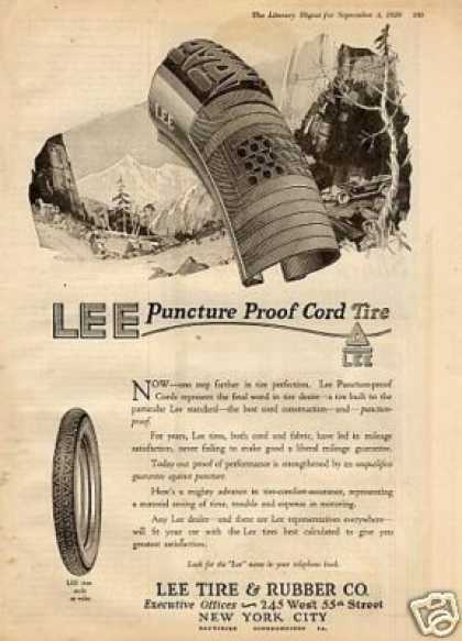 Lee Tire (1920)