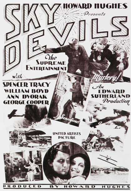 Howard Hughes' Sky Devils
