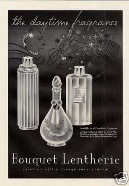 Lentheric Bouquet Fragrance (1937)