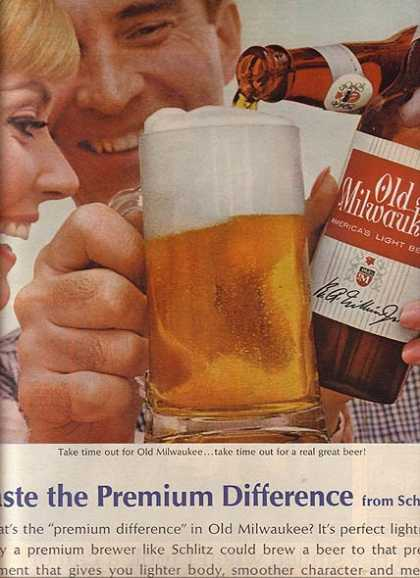 Old Milwaukee's Light Beer (1964)