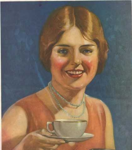 Tea Coffee, USA (1910)