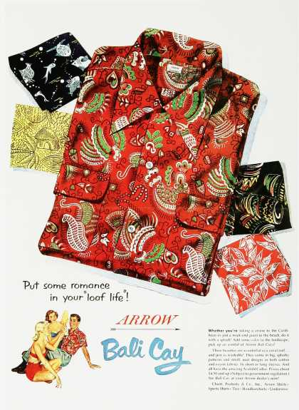 Vintage Clothes Fashion Ads Of The 1950s Page 40