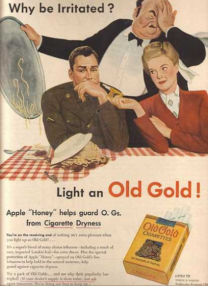 Old Gold (1945)