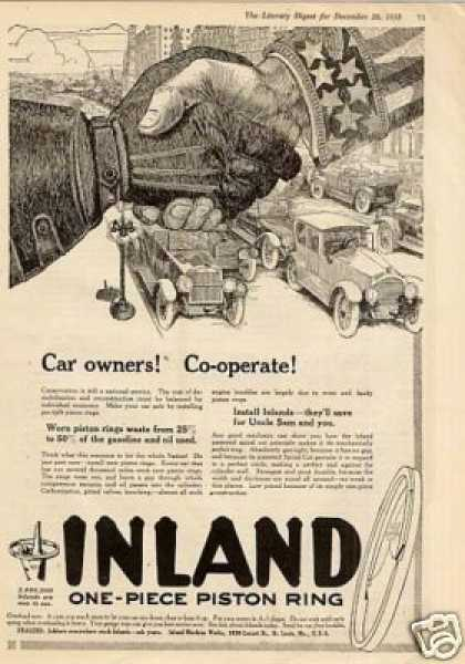 Inland Piston Rings (1918)