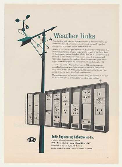 REL White Alice VHF Communications System (1958)