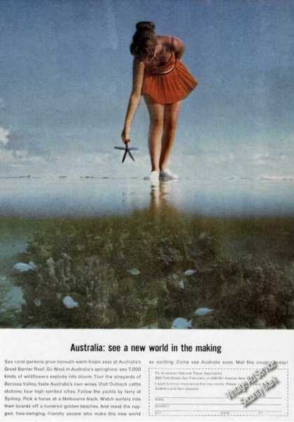 Australia See a New World In the Making (1966)