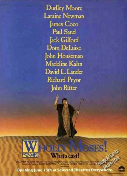 """Wholly Moses!"" Pre-opening Movie (1980)"