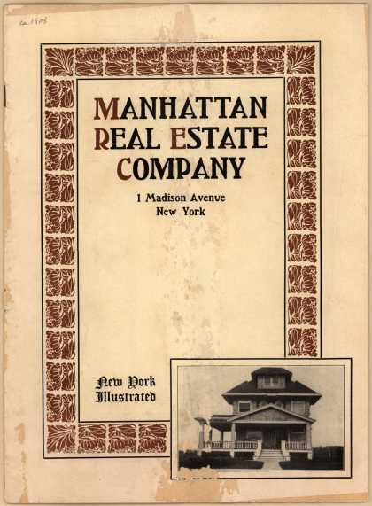 Manhattan Real Estate Co.'s real estate – Manhattan Real Estate Company (1908)