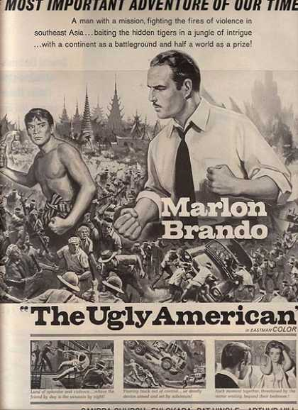The Ugly American (Marlon Brando) (1963)