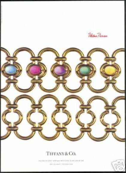 Tiffany & Co Palmona Picasso Bracelet Jewelry (2004)