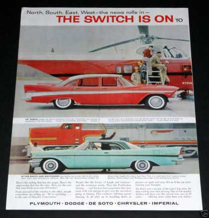 Chrysler, the Switch Is On (1957)