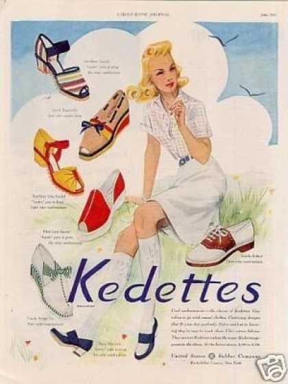 Kedettes Shoes (1941)