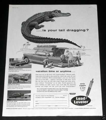 Load Leveler, Tail Dragging? (1959)