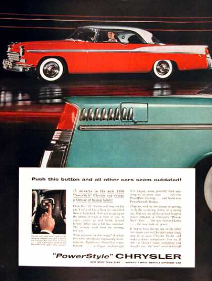 Chrysler Windsor Coupe #2 (1956)